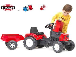 FALK Трактор с прицепом LANDER