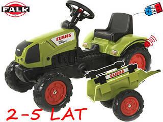 FALK Трактор с прицепом CLAAS ARION 410