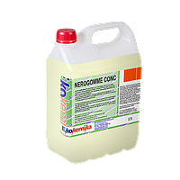 Средство для очистки и полировки шин Ekokemika NEROGOMME CONC. 5 л