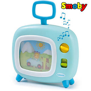 SMOBY Cotoons Телевизор Музыкальный Голубой 2015