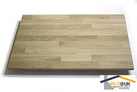 Деревянный мебельный щит из дуба, сращенный 3000*300*20 мм