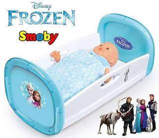 Колыбель для куклы Frozen SMOBY