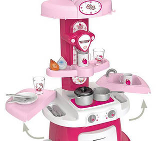 Кухня Стильная  Hello Kitty SMOBY