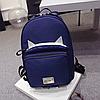 Школьный рюкзак с блестящими ушками, фото 3