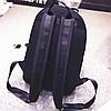 Школьный рюкзак с блестящими ушками, фото 4