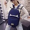 Школьный рюкзак с блестящими ушками, фото 8