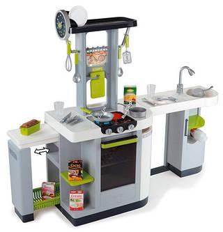 Интерактивная кухня-трансформер SMOBY