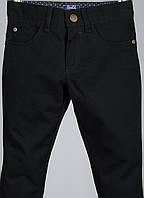 Брюки черные школьные ТМ Bogi 201.014.01 для мальчика 110-116