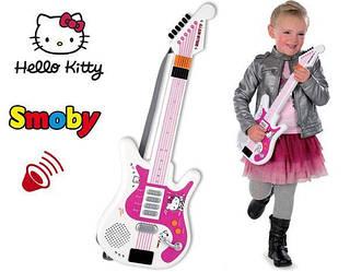 Электрогитара  Hello Kitty SMOBY
