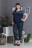 Женская блуза p.54-60 V290-01