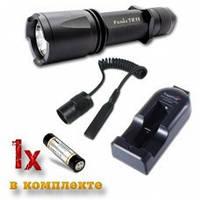 Тактический набор Fenix TK09 G2 + AR102 + ак Avant 3600 + зарядка TR-001 в подарок