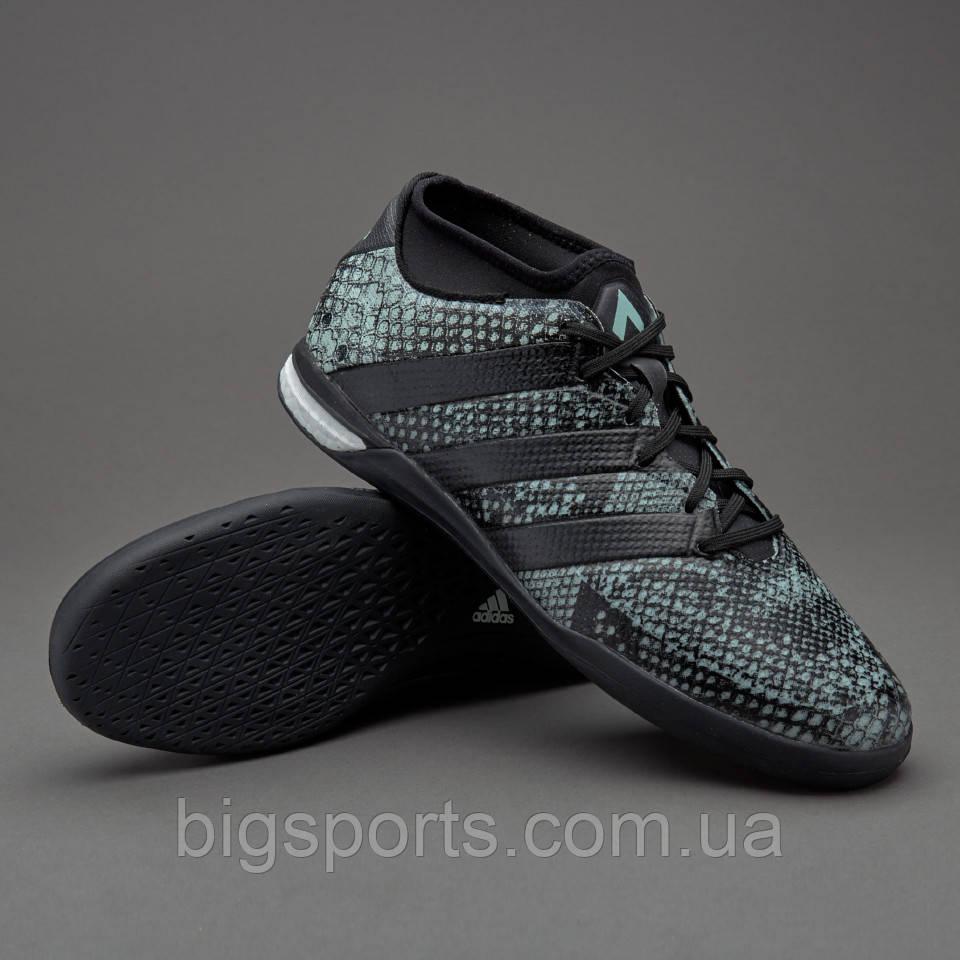 Бутси футбольні для гри в залі чоловік. Adidas Ace 16.1 Primemesh (арт. BB4155)