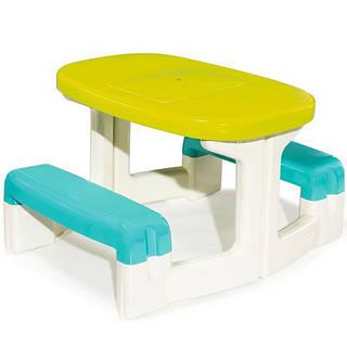 SMOBY Столик для Пикника Зеленый / Синий