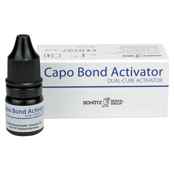 Активатор для CapoBond Activator, Schütz Dental 5 мл.