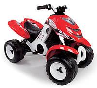 SMOBY Квадроцикл  X Power красный