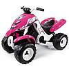 SMOBY Квадроцикл  X Power розовый