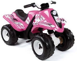 SMOBY Квадроцикл Розовый