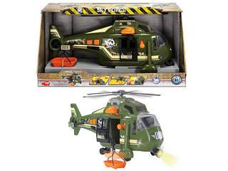 Dickie Вертолет Военный Зеленый