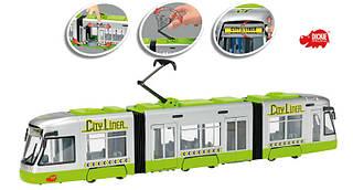 Dickie Трамвай Зеленый