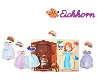 EICHHORN Пазлы Одежда для девочек