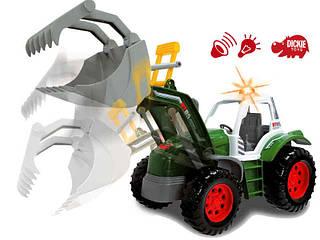 Dickie Трактор Power