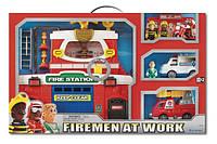 """Игровой набор Keenway """"Пожарный участок"""" (K12636)"""