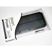 Солнечное зарядное устройство аккумулятор Power Bank UKC 32800 mAh с фонариком