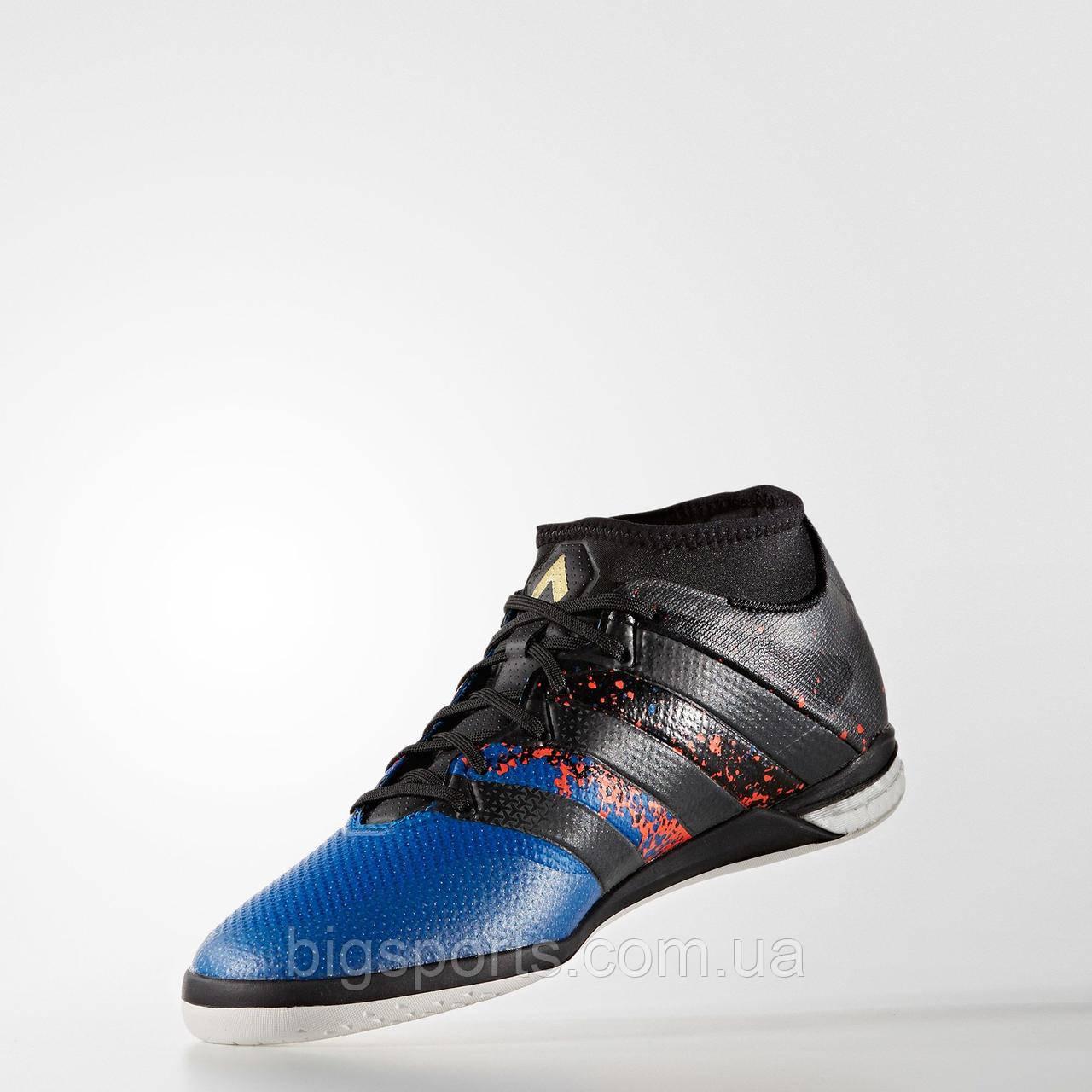 Бутсы футбольные для игры в зале муж. Adidas Ace 16.1 Primemesh Paris PK (арт. BB4259)