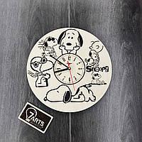 Детские настенные часы «Снупи»