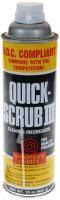 Ср-во д/чистки QuickScrub Ventco Shooters Choice 15 oz(аэрозоль, удаляет остатки смазки и загрязнения)