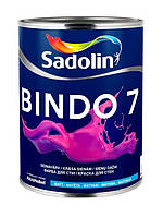 Sadolin bindo 7, Садолин Биндо 7 краска для стен матовая 1л