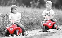 BIG Машинка-каталка New Bobby Car Красный
