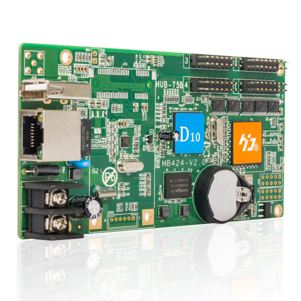 Контроллер для led дисплея P10 HD-D10 - Ledcorp светодиодное освещение в Одессе