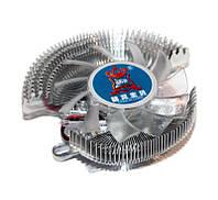 #137280 - Вентилятор VGA Cooling Baby QQ SMALL, для видеокарт, 3500 об/мин, 22 дБ, 60х60х15 мм, SB 2-pin, термопаста