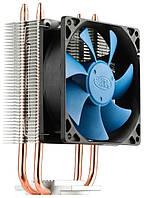 #62585 - Вентилятор CPU Deepcool GAMMAXX 200T, 103x71x143.5мм 900-2200 об/мин s1155/1156/775/FM1/АМ2/АМ3/AM4