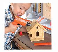 Step 2 Детский развивающий тематический столик Столярная мастерская