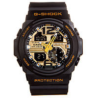 Распродажа! Спортивные часы Casio G-Shock GA-150 Black-Gold