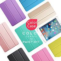 Чехол книжка Color на Apple iPad 9.7 New