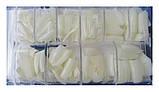 Типсы Salon молочные, 500 шт , фото 3