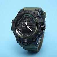 Распродажа! Сопртивные часы Casio G-Shock GWG-1000 Green