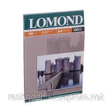Фотобумага Lomond матовая 90г/м кв , A4 , 100л