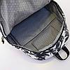 Модный школьный рюкзак с орнаментом, фото 4