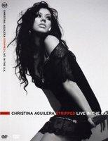 DVD-диск Christina Aguilera - Stripped Live in the UK