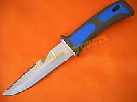 Нож для дайвинга OT209B с ножнами