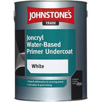 Грунтовка по дереву, штукатурке, оргалита Joncryl Water-Based Primer Undercoat JOHNSTONE`S (Джонстоун) 5 л.