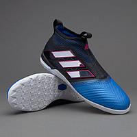 Бутсы футбольные для игры в зале Adidas ACE Tango 17+ Purecontrol IN(арт. BY2820)
