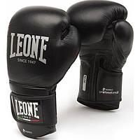 Боксерские перчатки Leone Professional Black