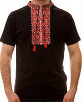 Мужская футболка-вышиванка для любого возроста