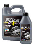 TURBO PULS 10w40 моторное масло 3,8л