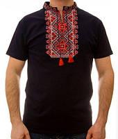 Качественная футболка в этно стиле